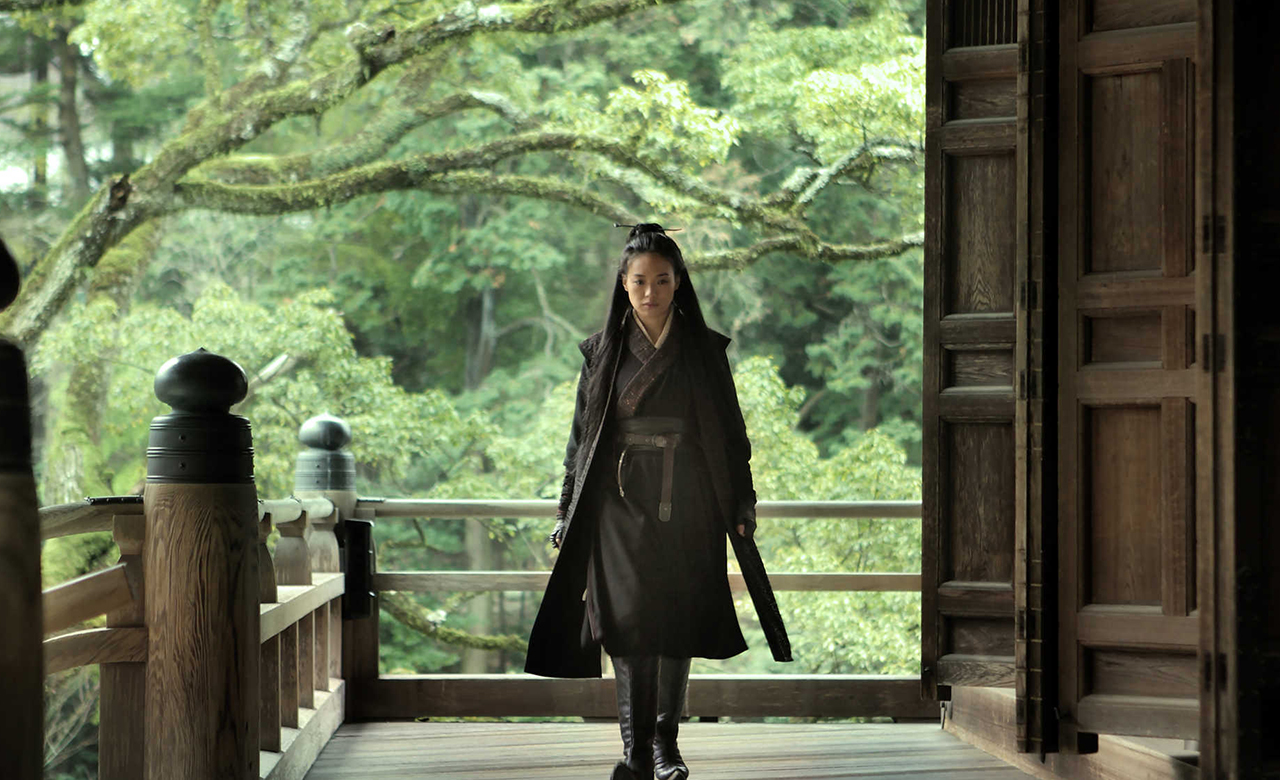 The Assassin Hou Hsiao-hsien (Nie Yinniang, Taiwan 2015)