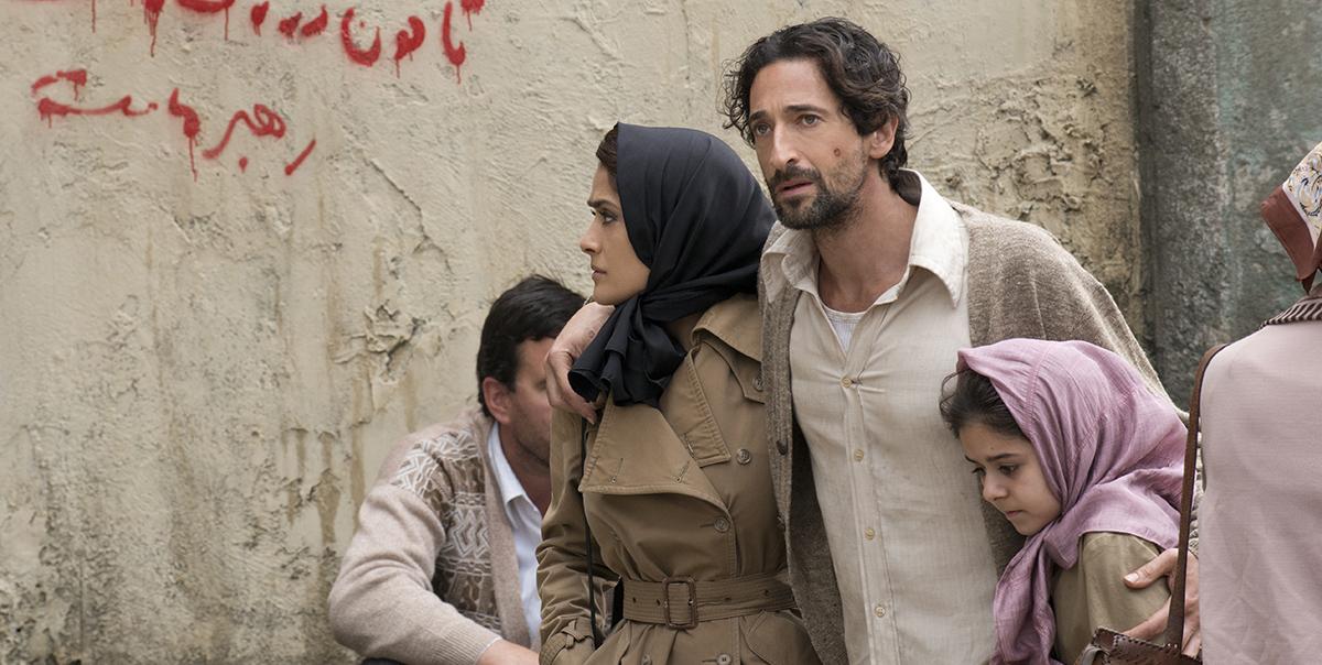 SEPTEMBERS OF SHIRAZ, starring Adrien Brody, Salma Hayek to Open 2015 San Diego Film Festival | TRAILER