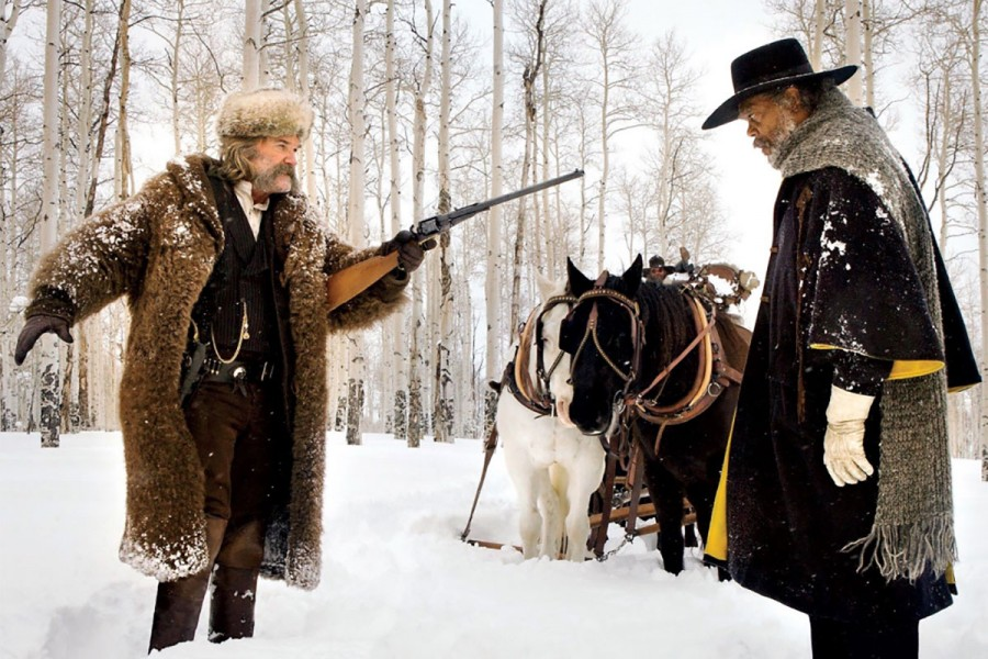 "Quentin Tarantino's ""The Hateful Eight"" Dominates Awards at Capri, Hollywood – The International Film Festival"