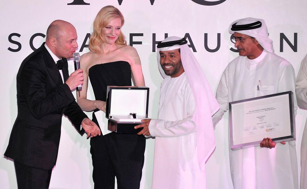 3 Filmmakers Nominated For 2015 IWC Filmmaker Award at 12th Dubai International Film Festival