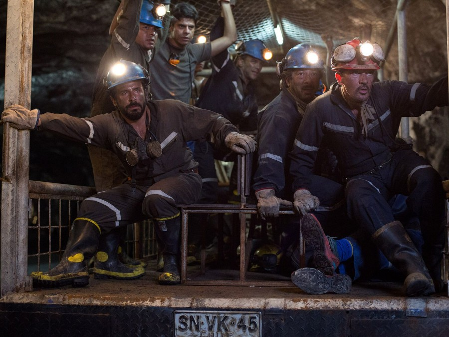 THE 33, True Story of The Chilean Mine Rescue, Begins Film Festival Run | TRAILER