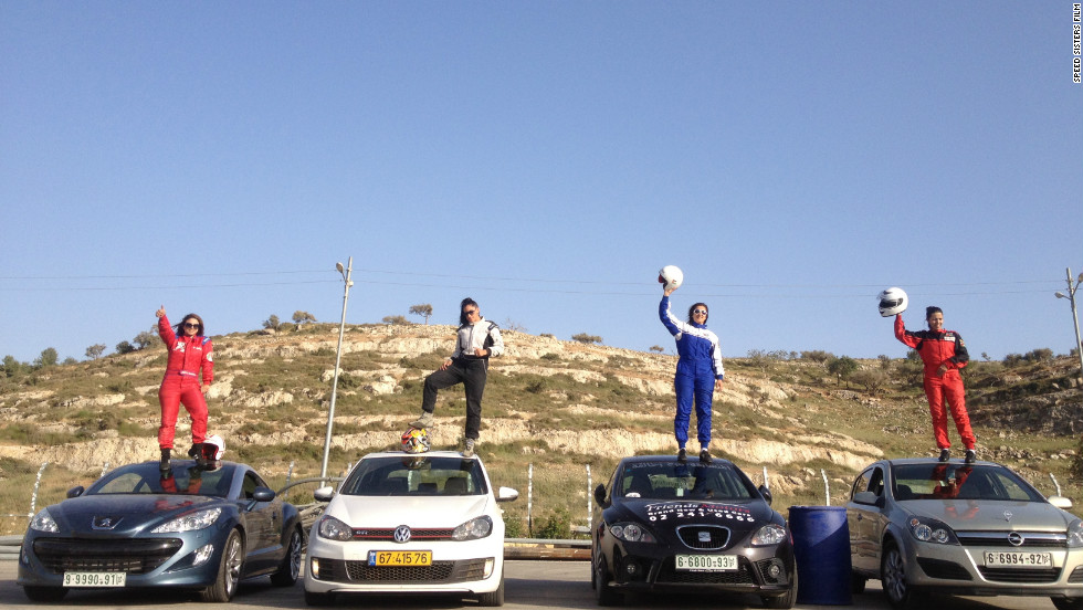 SPEED SISTERS on Middle East's First All-Female Car Racing Team to US Premiere at DOC NYC 2015 | TRAILER