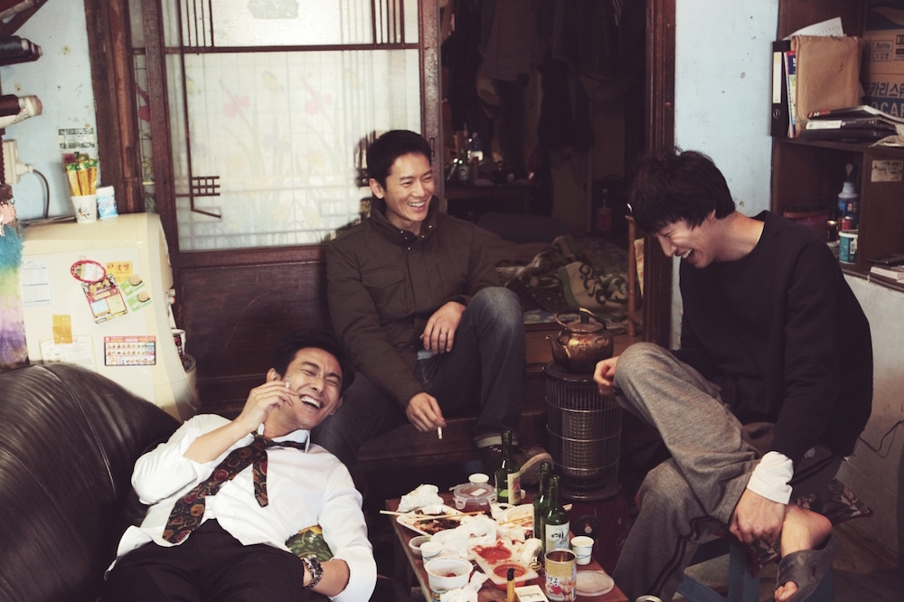 Confession (좋은 친구들), Lee Do-yun