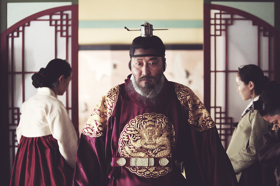 2015 Hawaii International Film Festival Lineup, Opens with Lee Joo-ick's THE THRONE
