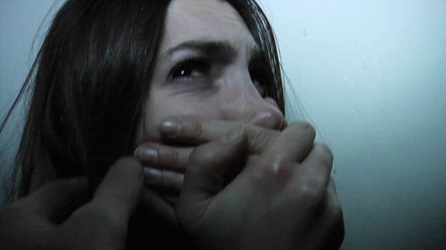 Video Clips + Images from Horror Film CLASSROOM 6