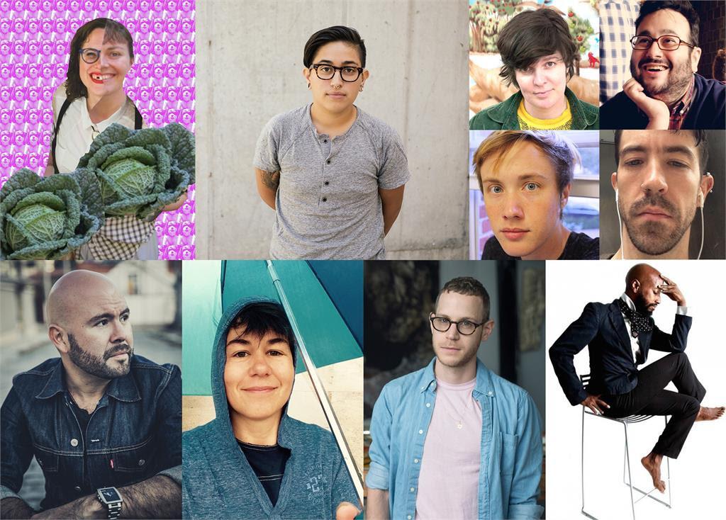Rodrigo Bellott, Erin Greenwell and Mylo Mendez Win Queer/Art/Mentorship Fellowships in Film