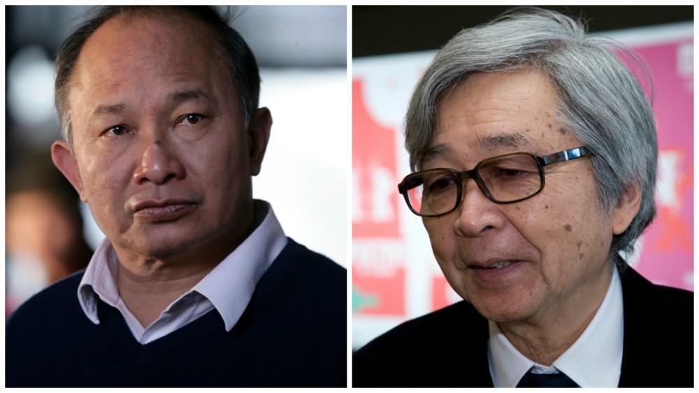 Directors John Woo and Yoji Yamada to Receive SAMURAI Award at Tokyo International Film Festival