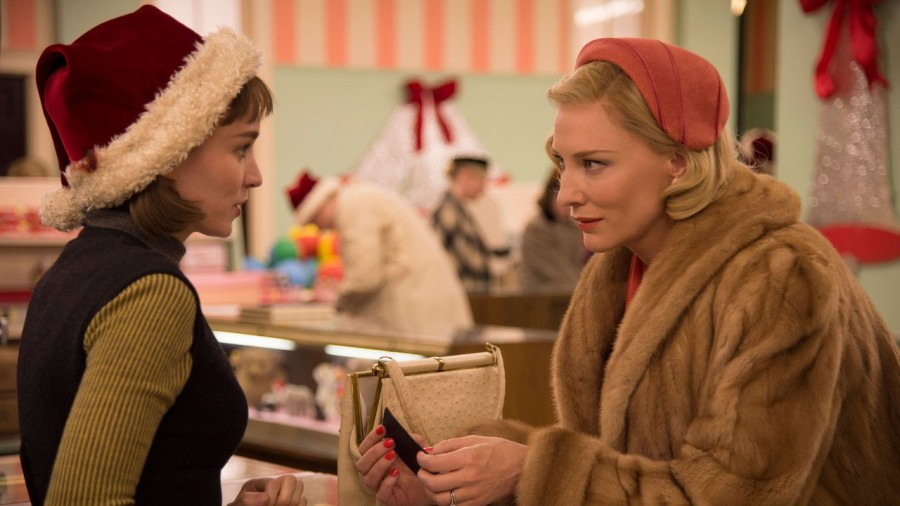 Toronto Film Critics Association names 'Carol' the Best Film of the Year