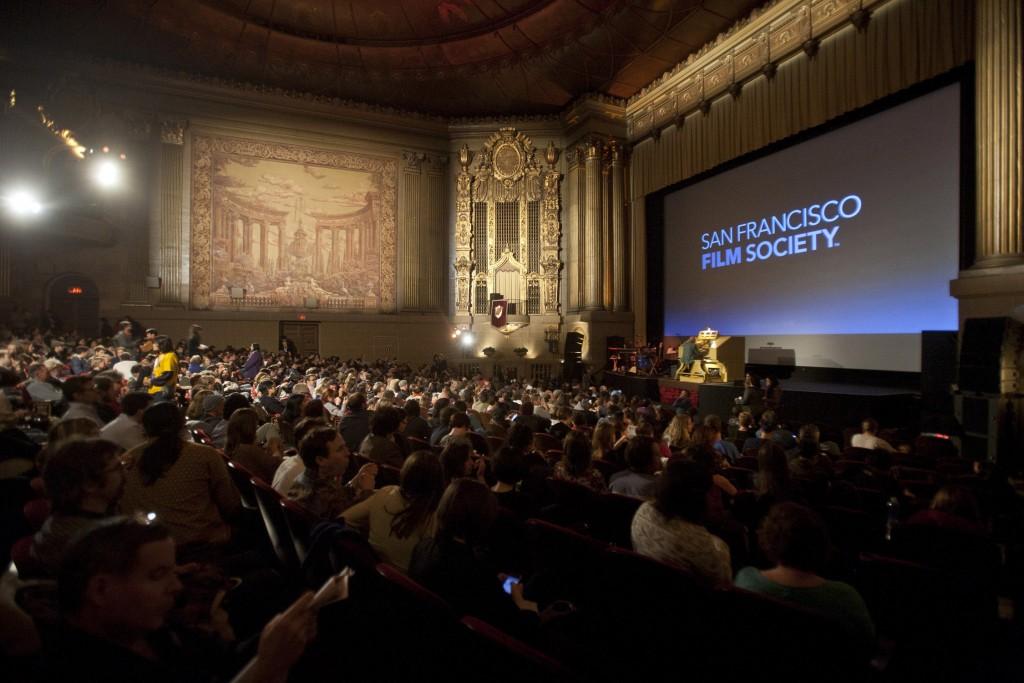 Castro Theatre , San Francisco Film Society