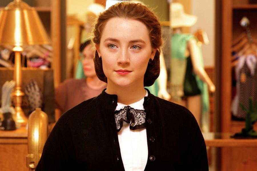 Saoirse Ronan'BROOKLYN'