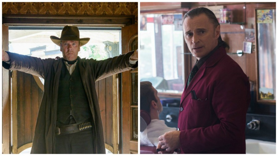 Actors Kiefer Sutherland and Robert Carlyle to be Honored at 2015 Whistler Film Festival