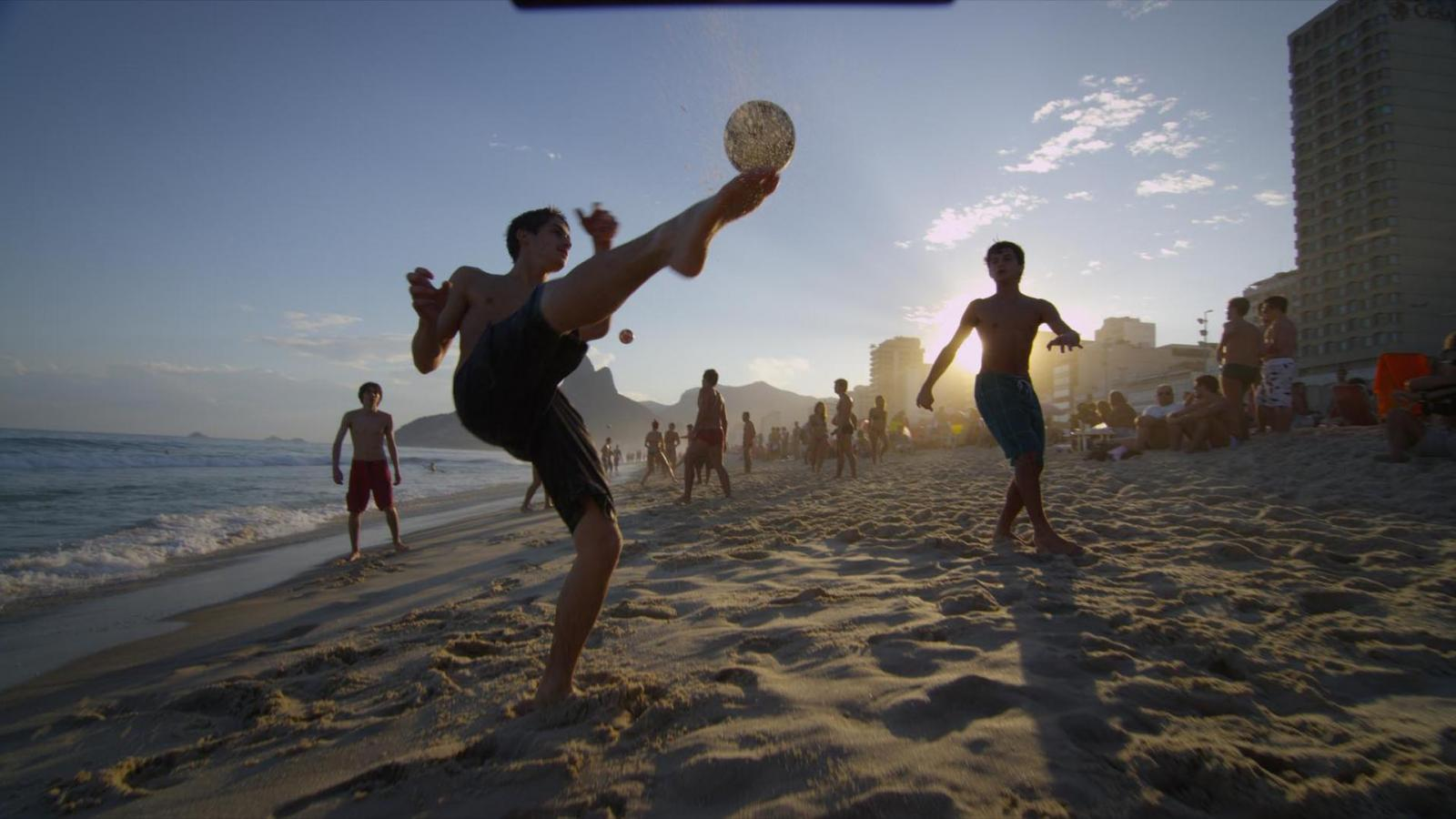 BOUNCE: HOW THE BALL TAUGHT THE WORLD TO PLAY, Documentary Exploring Origins of Sport, to NY Premiere at DOC NYC | TRAILER