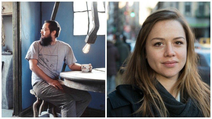 "Brent Green and Thyra Heder Win SFFS / Hearst Screenwriting Grant for ""Over the Eaves"""