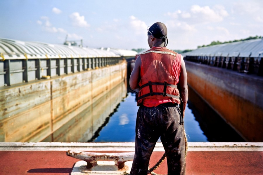 Award Winning Documentary BARGE to NY Premiere at 2015 DOC NYC | TRAILER