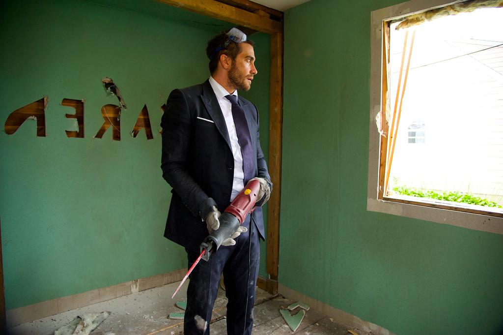 Demolition, Jake Gyllenhaal