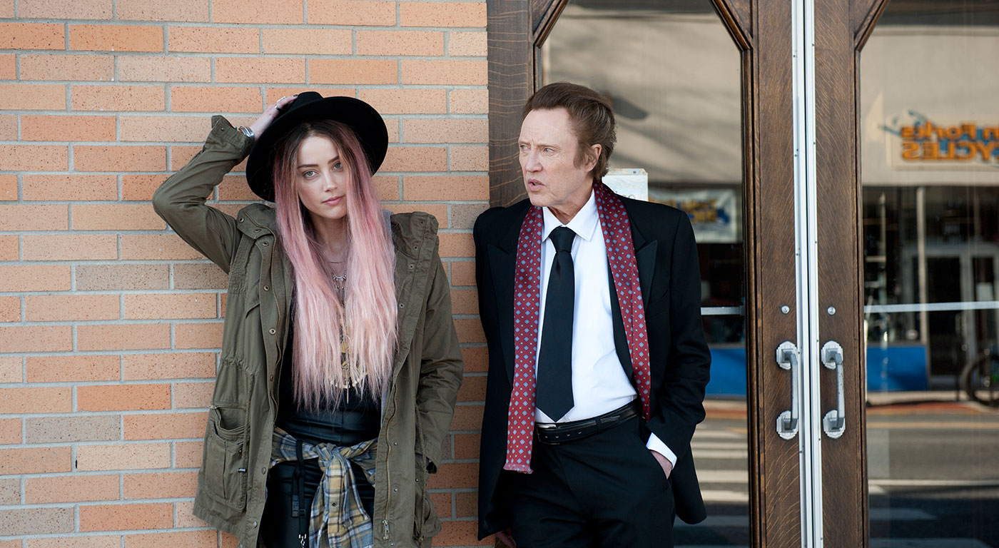 2015 Lone Star Film Festival Kicks Off on Thursday, Nov 5th with WHEN I LIVE MY LIFE OVER AGAIN Starring Amber Heard, Christopher Walken