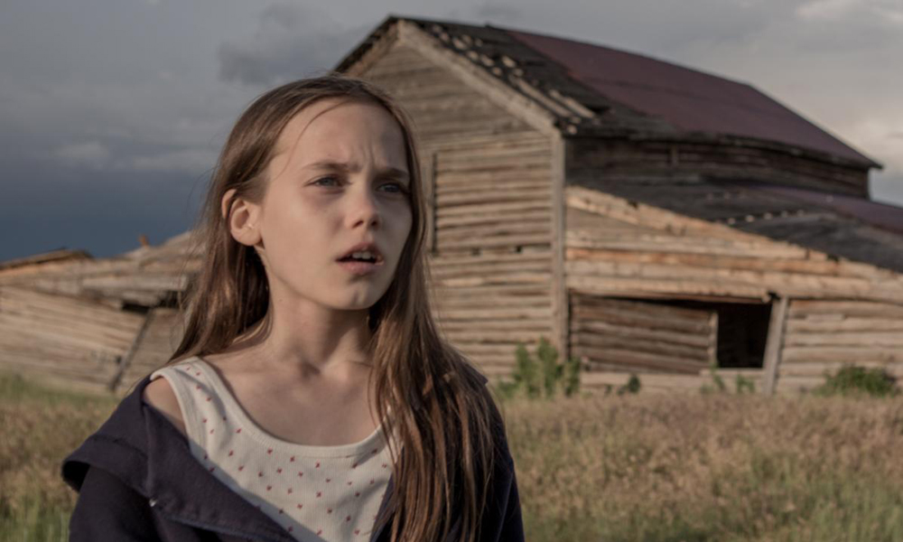 Ross Partridge's LAMB, Starring Oona Laurence Opens January 8th, 2016