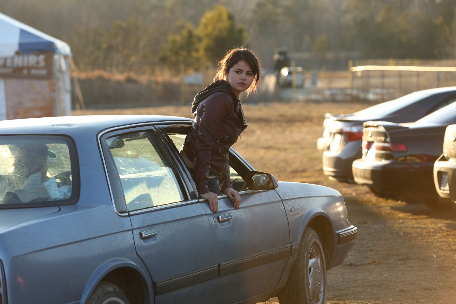 The Fundamentals of Caring directed by Rob Burnett and starring Selena Gomez