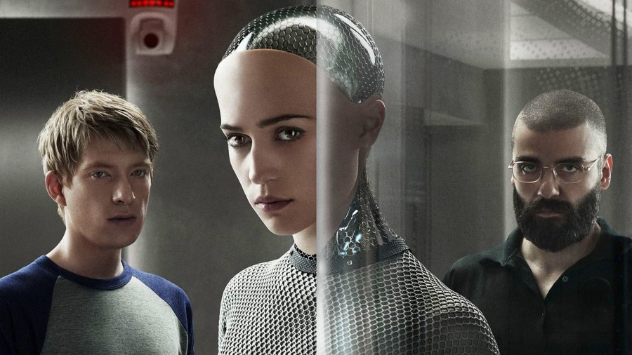 """Ex Machina"" Among 10 Films Still in Competition for Oscar for Visual Effects"