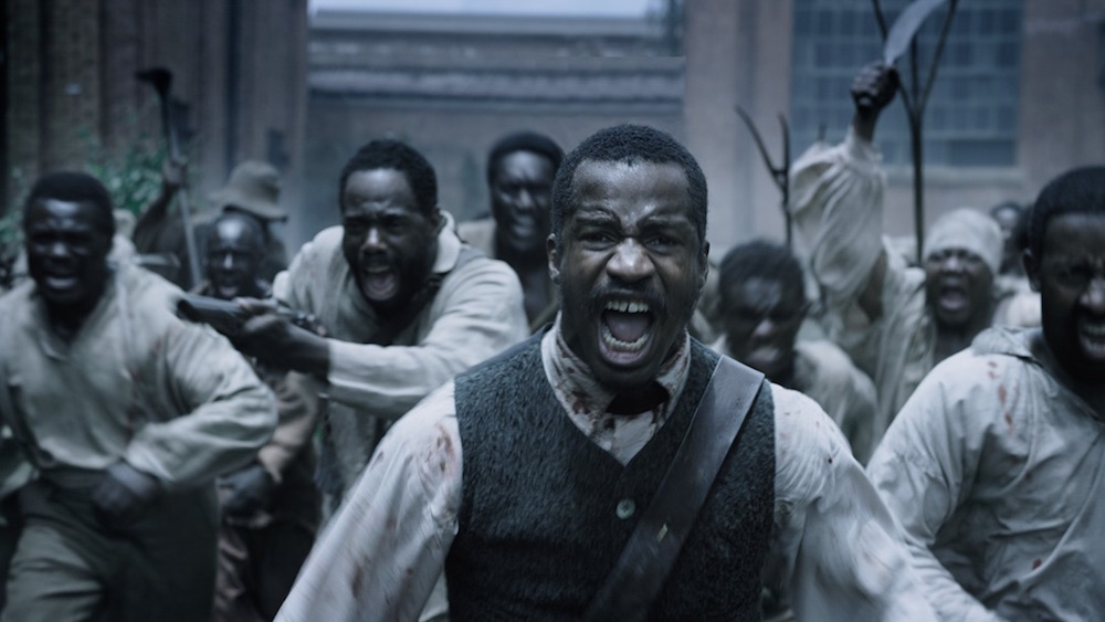 Nate Parker, The Birth of a Nation