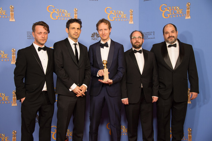 'Son of Saul' Wins Golden Globe for Best Foreign Film