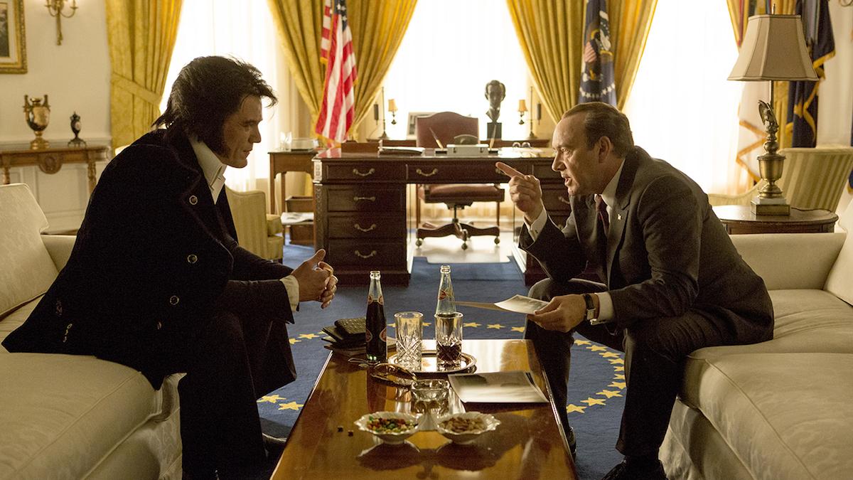 Elvis & Nixon,