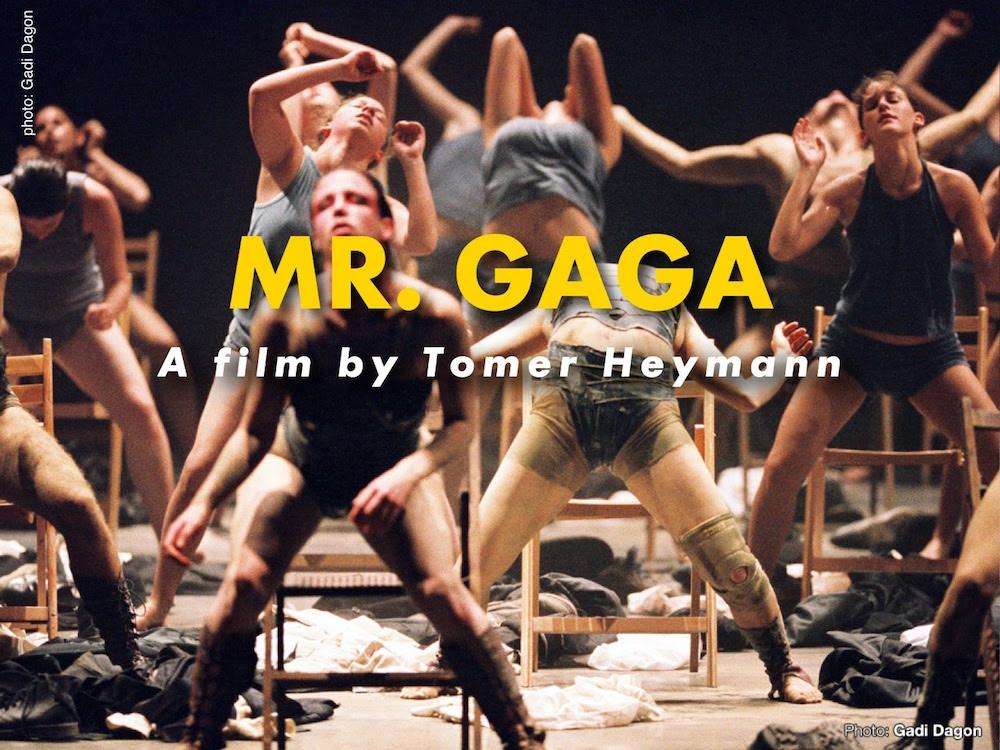 MR. GAGA, Tomer Heymann