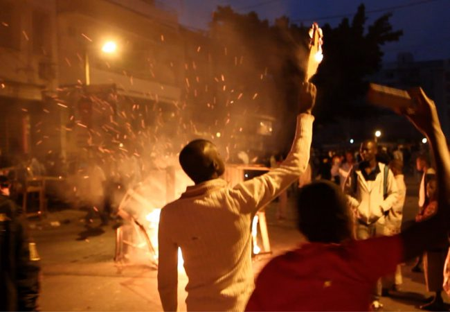 Senegalese documentary The Revolution Won't Be Televised