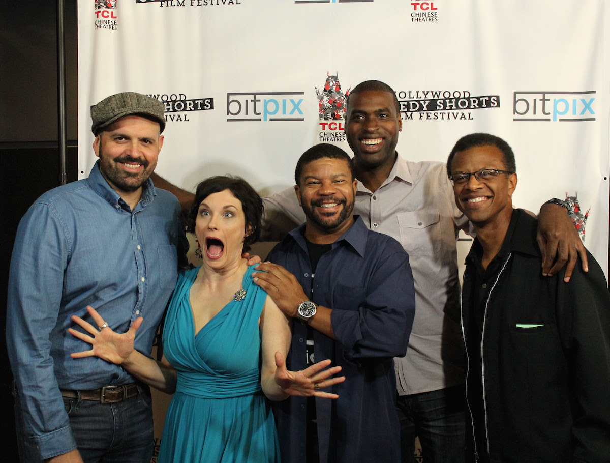 Inaugural Hollywood Comedy Shorts Film Festival Announces Winners