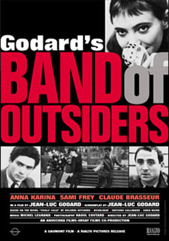 BAND OF OUTSIDERS Poster