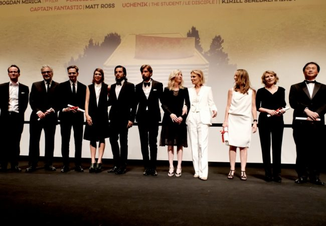 The Jury and the Winners - Un Certain Regard Awards (Cannes Film Festival)