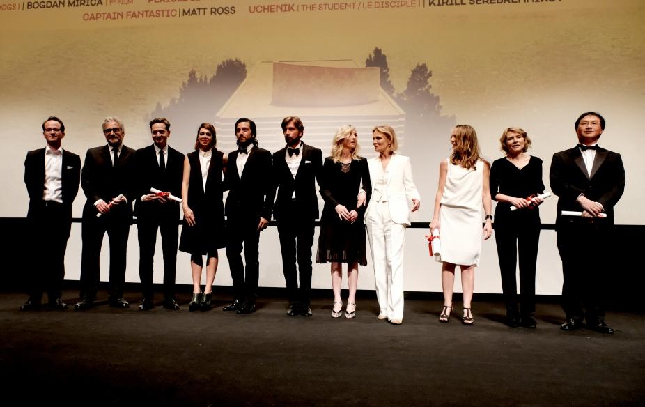 2016 The Jury and the Winners - Un Certain Regard Awards