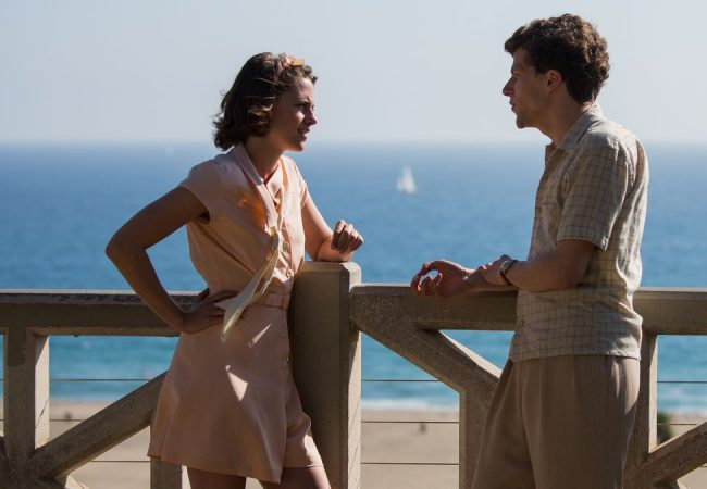 CAFÉ SOCIETY directed by Woody Allen