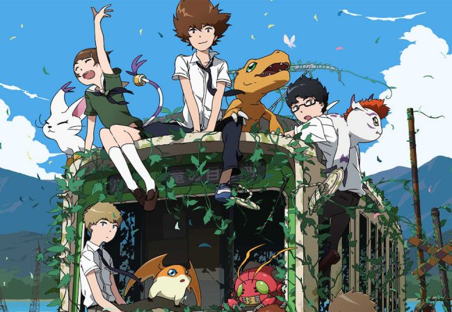 """Japanese Anime """"Digimon Adventure tri. – Chapter 1: Reunion"""" to Be Released in US"""
