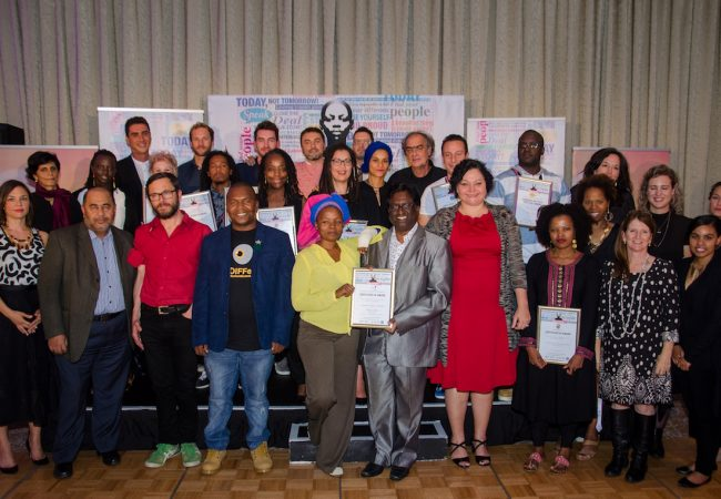 Durban FilmMart Awards 2016