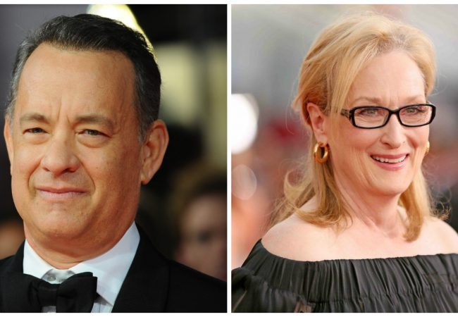 Tom Hanks, Meryl Streep