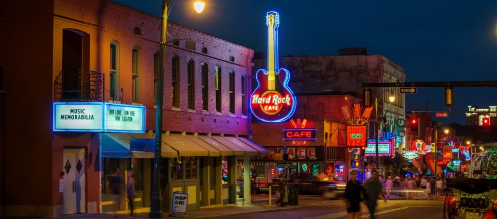 On Location: MEMPHIS Shorts Festival at the Hard Rock Cafe Memphis
