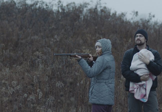 Award Winning, Post-Apocalyptic Thriller HERE ALONE Eyes 2017 Release Date | TRAILER