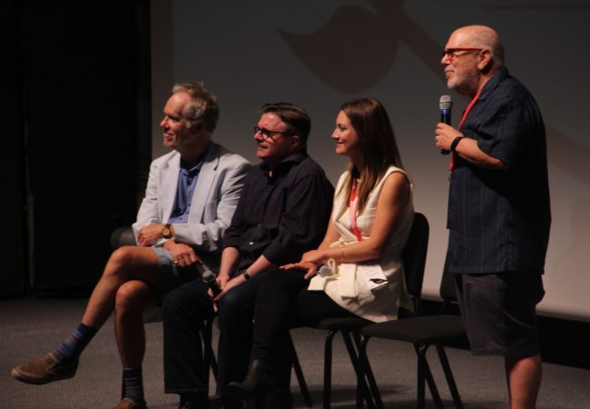 Nathan Lane at Stony Brook Film Festival's World Premiere of No Pay, Nudity