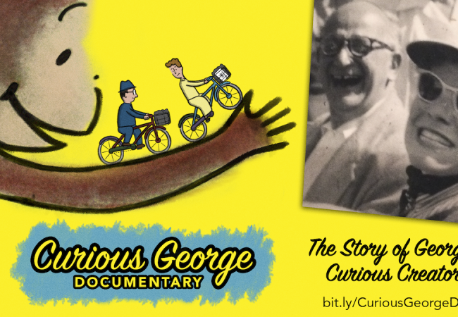 Monkey Business: The Curious Adventures of George's Creators