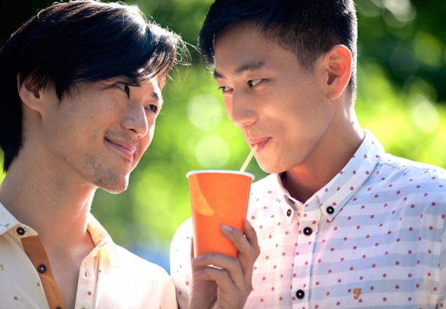 Watch: Being Gay, Being Asian Culture Clash in VIDEO Clips from FRONT COVER