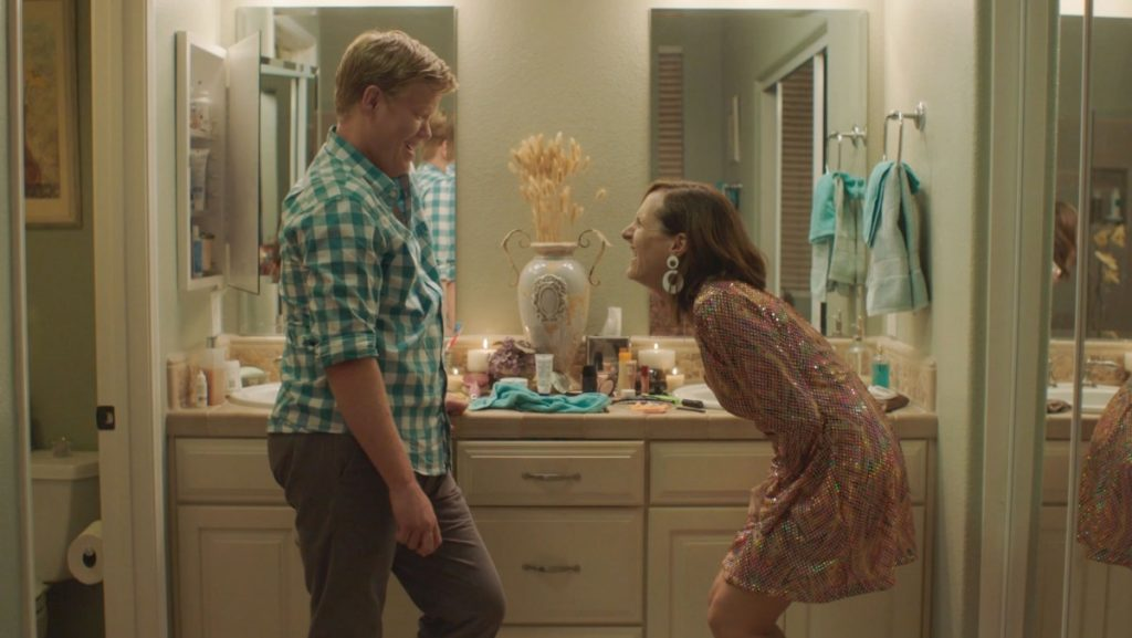 OTHER PEOPLE, starring Molly Shannon and Jesse Plemons