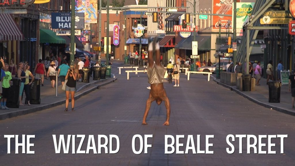 The Wizard of Beale Street