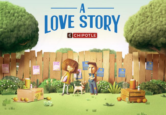 """""""A Love Story"""""""