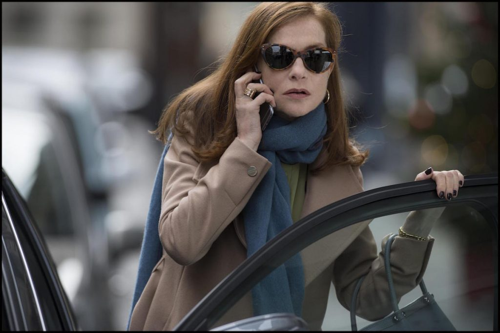 Elle, Isabelle Huppert, Directed by Paul Verhoeven
