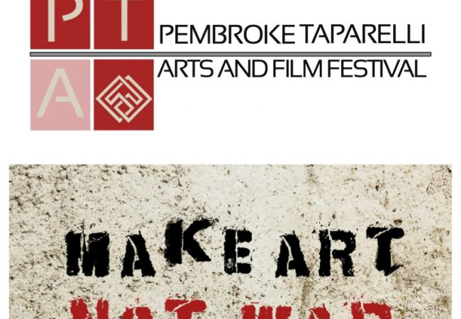 FILMMAKERS: 2016 Pembroke Taparelli Arts and Film Festival Extends Call for Film Submissions