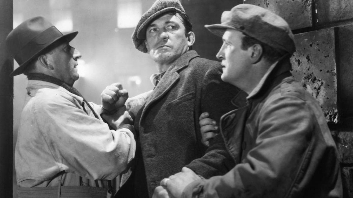 World Premiere of New Restoration of The Informer is BFI