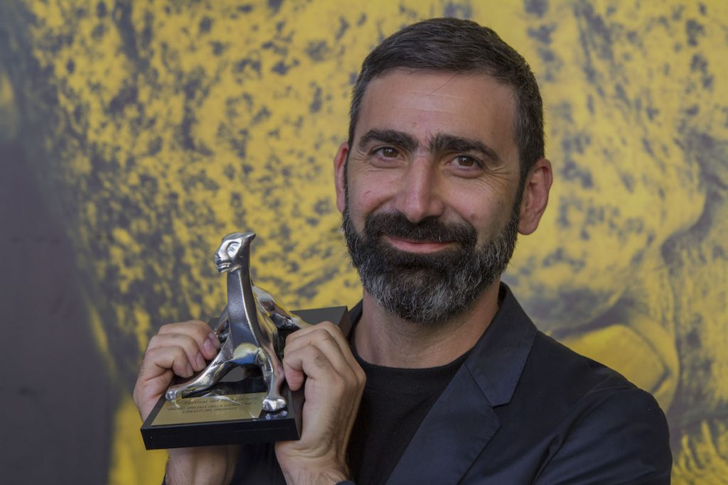 (Special Jury Prize). THE CHALLENGE by Yuri Ancarani, Italy/France/Switzerland. 2016 Locarno Film Festival