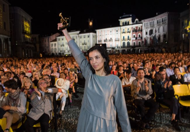 Golden Leopard. GODLESS by Ralitza Petrova, Bulgaria/Denmark/France on Piazza Grande, 2016 Locarno Film Festival