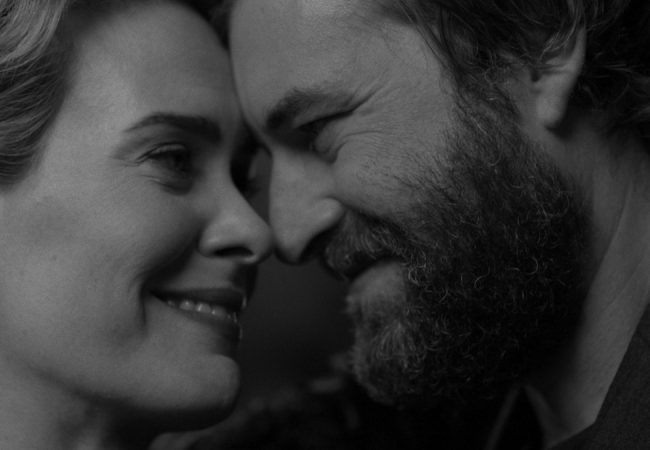 Romantic Drama BLUE JAY Starring Sarah Paulson and Mark Duplass Sets October Release Date